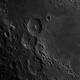 Theophilius, Cyrillus, Catharina, Fracastorius and Bohnenberger crater. Mare Nectaris.,                                Arne Danielsen