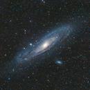M31 - Andromeda Galaxy,                                Patryk Osikowicz