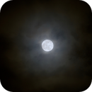 Full Moon in a cloudy night,                                Nils Langner