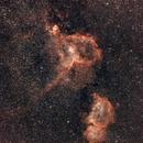 IC 1805 et IC 1848,                                laup1234