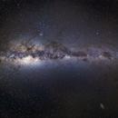 Milky Way at Midnight,                                KiwiAstro
