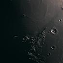 Rimae Plinius,Crater Plinius and many Friends,                                Wes Smith