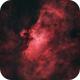M16 - Star Queen or Eagle Nebula,                                Murray Fox