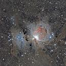 Orion M42,                                Matthias
