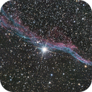 Western Veil Nebula  NGC 6960,                                Ray Heinle