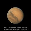 Mars,                                Mason Chen