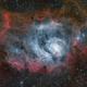 M8 - LAGOON Nebula,                                PiPais