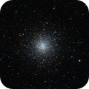 Globular Cluster M10,                                Axel Rau