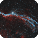 NGC6960, the Witch's Broom Nebula,                                Alexander Sorokin