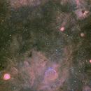 Not Often Imaged Sh2-163 thru SH2-170 and several Super Nova Remnants SNR G114.3 +0.3, G116.5 +1.1 and G116.9 +0.2,                                hbastro