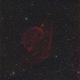 Sh2-224 in Auriga - HaOIII with RGB stars,                                Roberto Botero
