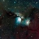 Messier 78,                                Art Morrison