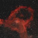 IC1805, lanébuleuse du coeur,                                Greg Rodriguez