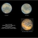 7x Mars, ZWO ASI290MM, 20201022,                                Geert Vandenbulcke