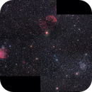 IC443 ;NGC2175 and M35,                                wei-hann-Lee