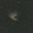 NGC 281 Pacman Nebula-Ha-HSO,                                Adel Kildeev