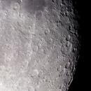 87% Moon terminator mosaic,                                Björn Hoffmann