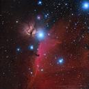 IC434 - NGC 2024 - B33 Horsehead nebula,                                Jerry@Caselle