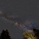 Milky Way over Sonoma County,                                doug0013