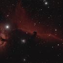 The Horsehead Nebula,                                Ryan Kinnett
