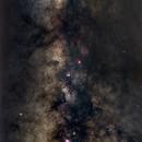 Milky Way Center,                                Vincent Savioz