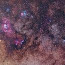 The Clouds of Sagitarius,                                Luis Argerich