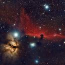 IC434 & NGC2024,                                Anders Gengård