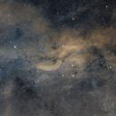 Propeller Nebula, DWB 111,                                Michael Kolstad
