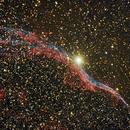 NGC-6960, Western Arc of Veil Nebula,                                Stargazer66207
