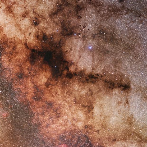 Pipe Nebula,                                Nikita Misiura