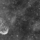 NGC6888 & Soap bubble Nebula,                                Dean Schwartzenberg