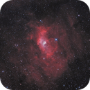 Bubble Nebula Ha and HaOIII - NGC 7635,                                Thomas Richter