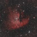 Ngc 281, The Pacman Nebula,                                Vlaams59