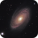 M81 Bode's galaxy,                                Marcin Kuś