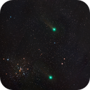 Six nights, One Comet (C/2019 U6)... M41 and Journey to Sirius  - please see all revs :-),                                Daniel Nobre