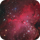 M16 Eagle nebula,                                Giovanni Paglioli