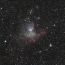 The Pacman nebula (NGC281),                                Peter Strapp
