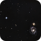 The Whirlpool Galaxy,                                Björn Bövers