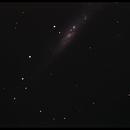 C72 Barred Irregular Galaxy,                                Adel Kildeev