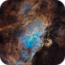 M16 The Eagle Nebula,                                Greg Nelson