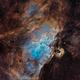M16 The Eagle Nebula,                                Greg Nelson