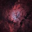 Ngc 6820 & Ngc 6823 HOO,                                astromat89