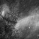 IC4628 - Prawn Nebula in Ha - FLT110 First Light,                                LucasB