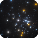 Double cluster in perseus with mak 127,                                Marcin Kuś