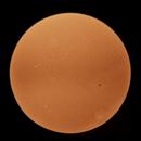 Full Sun in Ha 10-1-18,                                Anderson Thrasher