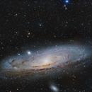 Andromeda Galaxy,                                Manel Martín Folch