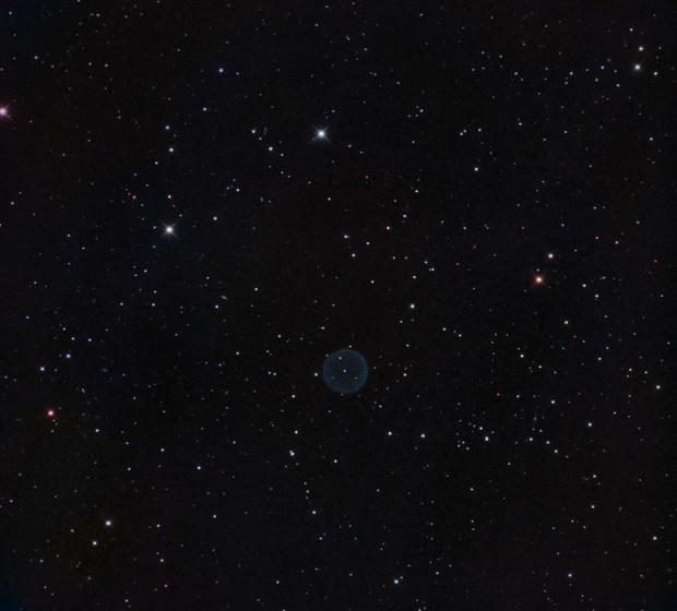 Abell39 Planetary Nebula,                                Salvopa