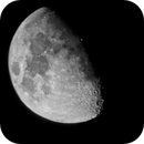 My First Moon Image,                                Immelman