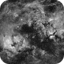 North America Nebula and Sadr Region in H-alpha - second attempt,                                Andrew_B