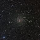 IC342 in RGB,                                Tom Janssen